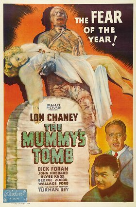 The Mummys Tomb