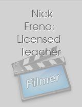 Nick Freno: Licensed Teacher