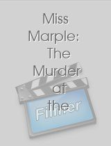 The Miss Marple Murder at the Vicarage