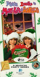 Youre Invited to Mary-Kate & Ashleys Christmas Party