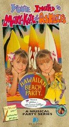 Youre Invited to Mary-Kate & Ashleys Hawaiian Beach Party