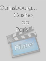 Gainsbourg... Casino de Paris