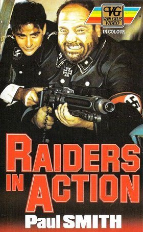 Raiders in Action