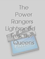 The Power Rangers Lightspeed Rescue Queens Wrath