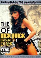 The Adventures of Rick Quick, Private Dick