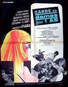 Carré de dames pour un as