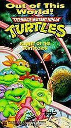 Teenage Mutant Ninja Turtles: Planet of the Turtleoids