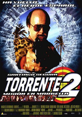 Torrente 2 - mise v Marbelle download