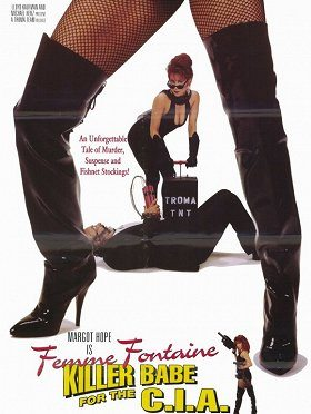Femme Fontaine: Killer Babe for the C.I.A.