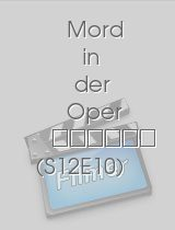 Tatort Mord in der Oper