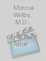 Marcus Welby M.D A Holiday Affair