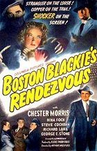 Boston Blackies Rendezvous