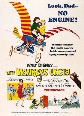 The Monkeys Uncle