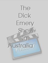 The Dick Emery Show in Australia
