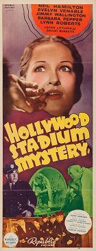 Hollywood Stadium Mystery