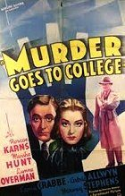 Murder Goes to College