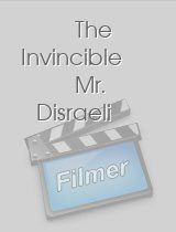 The Invincible Mr Disraeli