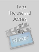 Two Thousand Acres of Sky