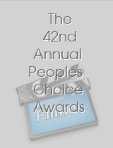The 42nd Annual Peoples Choice Awards