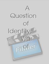 A Question of Identity War of 1812