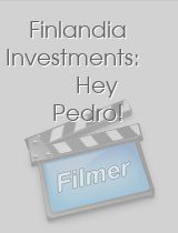 Finlandia Investments: Hey Pedro!
