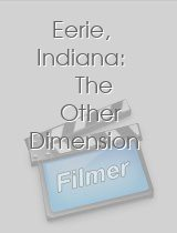 Eerie Indiana The Other Dimension
