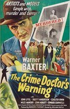 The Crime Doctors Warning