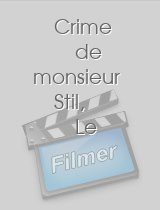 Crime de monsieur Stil Le