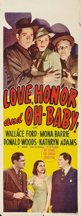 Love Honor and Oh Baby!
