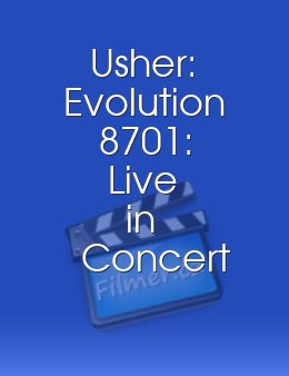 Usher Evolution 8701 Live in Concert