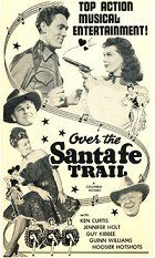 Over the Santa Fe Trail