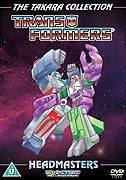 Transformers The Headmasters
