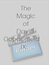 The Magic of David Copperfield IX Escape from Alcatraz