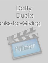 Daffy Ducks Thanks-for-Giving