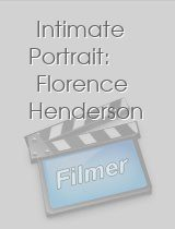 Intimate Portrait: Florence Henderson download