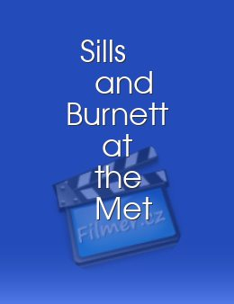 Sills and Burnett at the Met