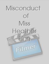 Misconduct of Miss Heather Finn