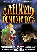 Puppet Master vs. Demonic Toys download
