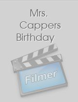 Mrs Cappers Birthday