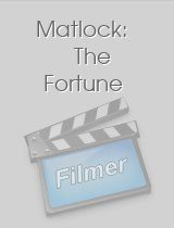 Matlock The Fortune