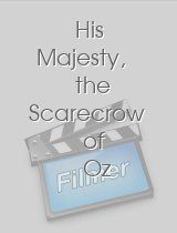 His Majesty the Scarecrow of Oz