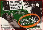 Marriage of Convenience