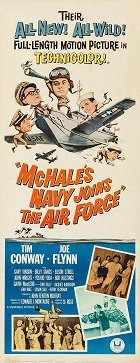 McHales Navy Joins the Air Force