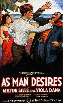 As Man Desires