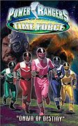 Power Rangers Time Force Dawn of Destiny