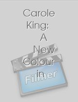 Carole King: A New Colour in the Tapestry