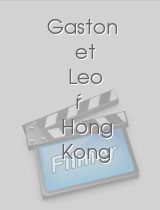Gaston et Leo à Hong Kong