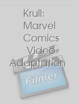Krull: Marvel Comics Video Adaptation