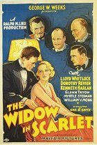 The Widow in Scarlet