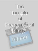 The Temple of Phenomenal Things